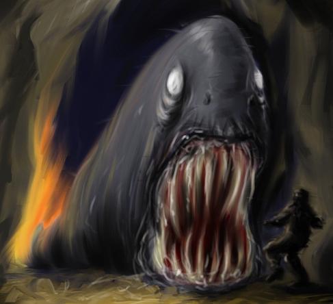 DSG 257: Creature: Giant Leech